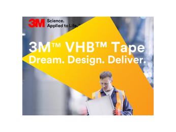 The Thickest 3M VHB™ Tape Yet! | Pittsburgh | Tom Brown, Inc.
