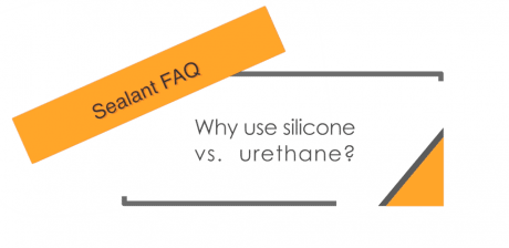 Why use silicone vs urethane