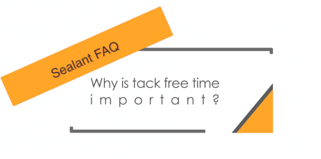 Why is tack free time important