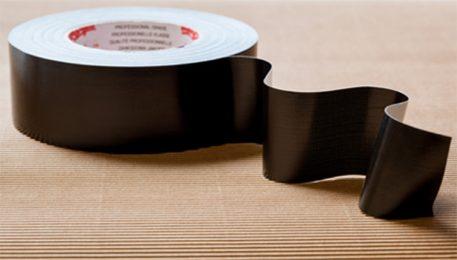 black Pressure Sensitive Adhesives