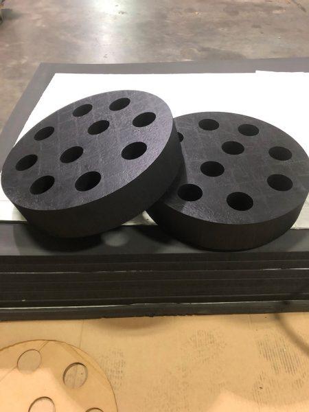 Cutting Thick Foam Materials - A Waterjet Cutting Case Study | Tom Brown, Inc.